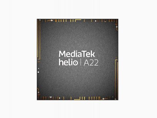 MediaTek Helio A22— новый процессор длясмартфонов от$100