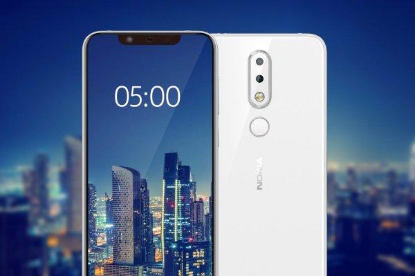 Nokia X5— конкурент недорогим смартфонам Xiaomi