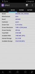 Обзор ASUS ZenFone 5— недорогой флагман — Производительность и ОС. 2