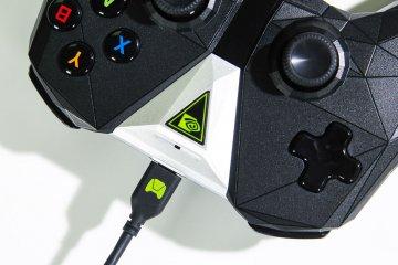 Nvidia Shield TV: облачный гейминг— новый уровень — Пульт управления и контроллер Shield. 18