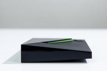 Nvidia Shield TV: облачный гейминг— новый уровень — Внешний вид. 2