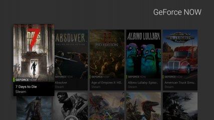 Nvidia Shield TV: облачный гейминг— новый уровень — Игровые возможности. 16