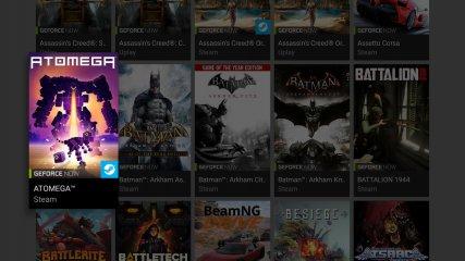 Nvidia Shield TV: облачный гейминг— новый уровень — Игровые возможности. 18