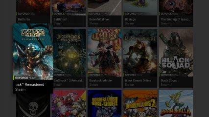 Nvidia Shield TV: облачный гейминг— новый уровень — Игровые возможности. 19