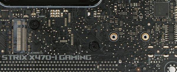 Обзор материнской платы ASUS ROG Strix X470-I Gaming — Внешний вид. 16