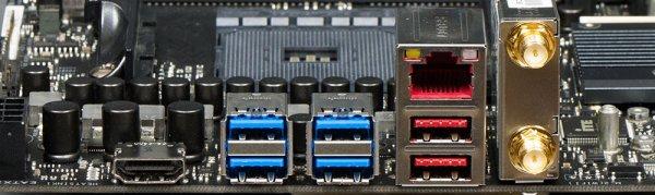 Обзор материнской платы ASUS ROG Strix X470-I Gaming — Внешний вид. 18