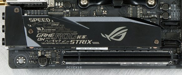 Обзор материнской платы ASUS ROG Strix X470-I Gaming — Внешний вид. 10