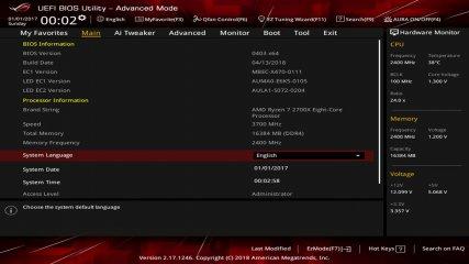 Обзор материнской платы ASUS ROG Strix X470-I Gaming — Внешний вид. 20