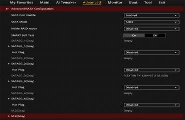 Обзор материнской платы ASUS ROG Strix X470-I Gaming — Внешний вид. 30