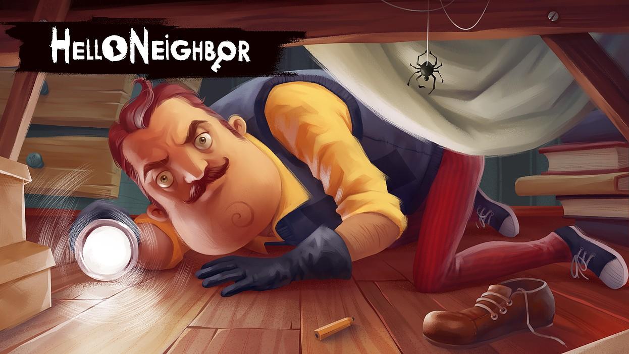 Для мальчика, привет сосед смешные картинки