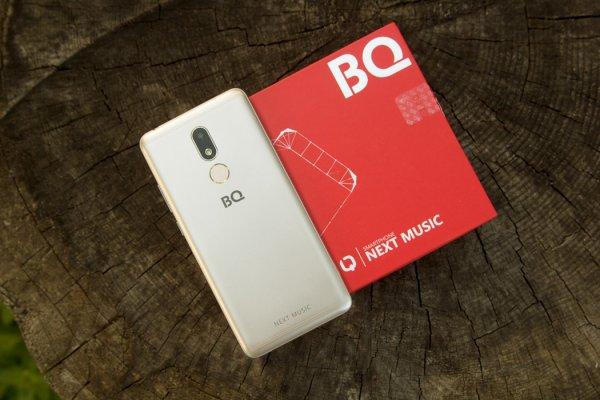 Обзор BQ Next Music— музыкальный смартфон