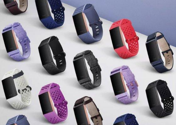 Fitbit Charge 3 получил недельную автономность изащиту отводы