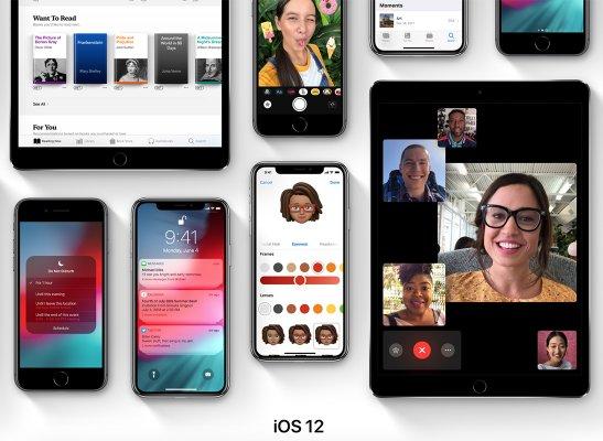 Установить iOS12 можно будет 17сентября— обзор всех нововведений