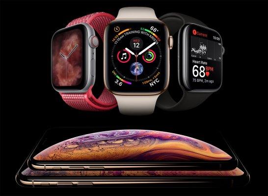 Главные функции новых iPhone иApple Watch небудут работать вРоссии