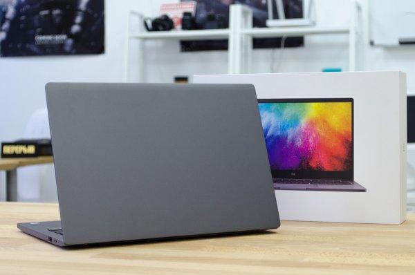 Обзор Xiaomi Mi Notebook Air 13.3 — рабочая машинка — Внешний вид. 2