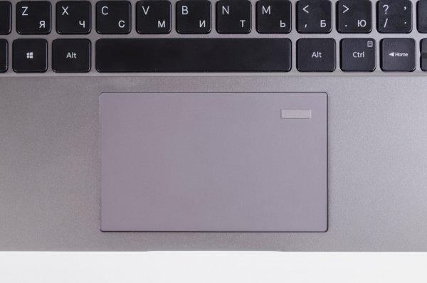Обзор Xiaomi Mi Notebook Air 13.3 — рабочая машинка — Тачпад и клавиатура. 2