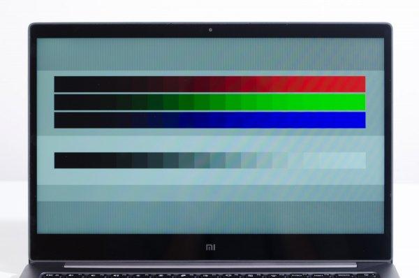 Обзор Xiaomi Mi Notebook Air 13.3 — рабочая машинка — Дисплей. 7