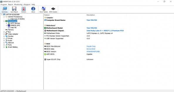 Обзор Xiaomi Mi Notebook Air 13.3 — рабочая машинка — Железо. 22
