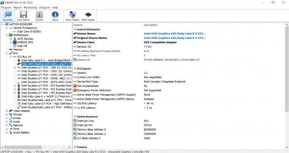Обзор Xiaomi Mi Notebook Air 13.3 — рабочая машинка — Железо. 24