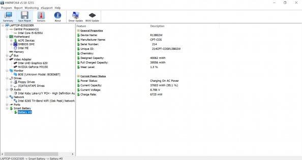 Обзор Xiaomi Mi Notebook Air 13.3 — рабочая машинка — Железо. 31