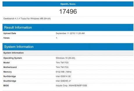 Обзор Xiaomi Mi Notebook Air 13.3 — рабочая машинка — Железо. 48