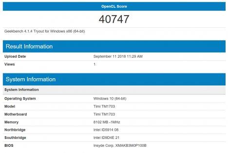 Обзор Xiaomi Mi Notebook Air 13.3 — рабочая машинка — Железо. 49