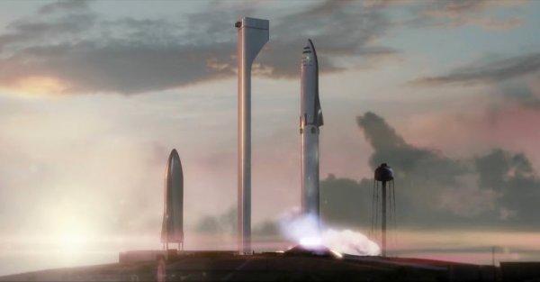 SpaceX уже знает имя первого туриста, который совершит полёт вокруг Луны