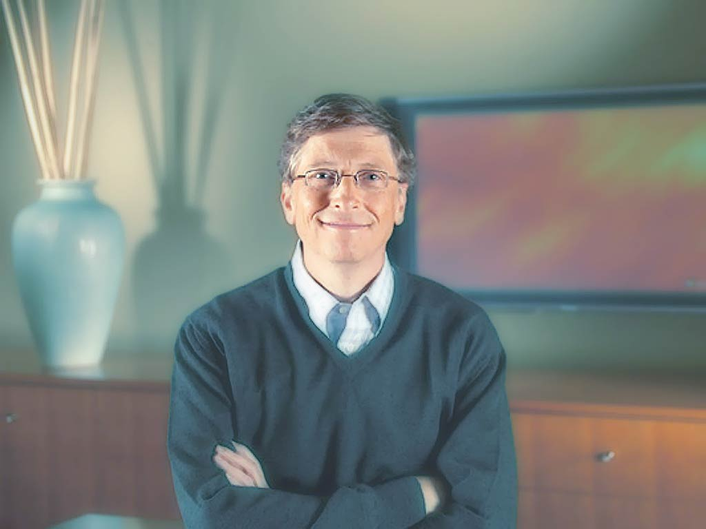 a biographical research of bill gates the revolutionary man of computer technology Bill gates is a technologist  bill and melinda gates co-chair the charitable foundation bearing their names and are and personal technology is an integral.