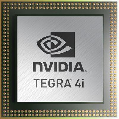 nVidia представила свой первый мобильный чип с LTE