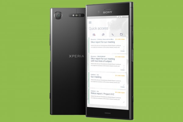 Sikur перевыпустила смартфоны Sony c защищённым Android
