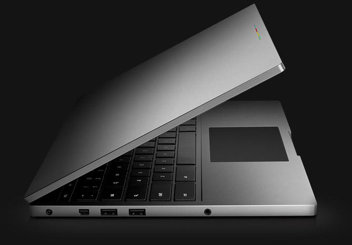 Google представляет новый ChromeBook Pixel с невероятным дисплеем