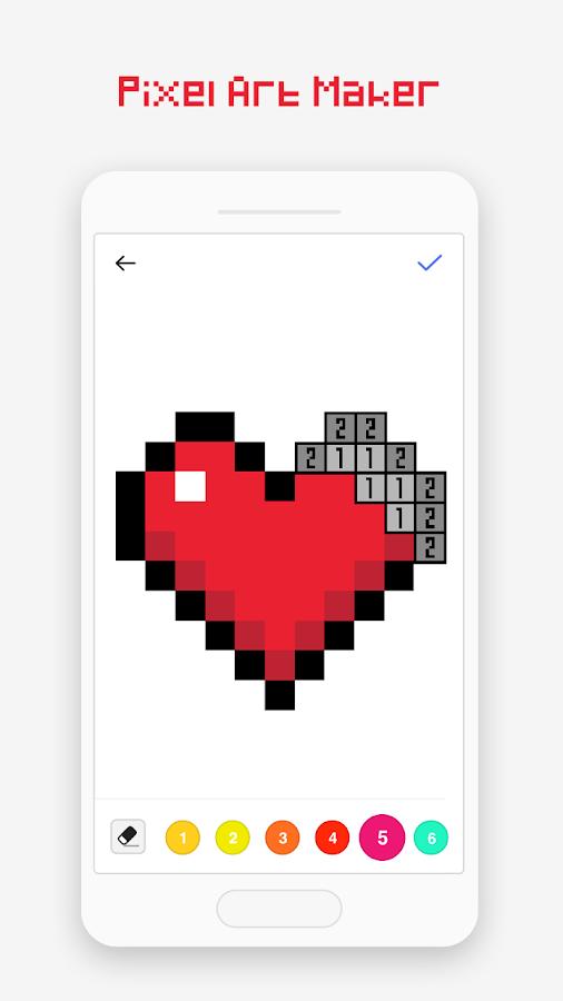 скачать Pixel Art Book 1 5 8 для Android