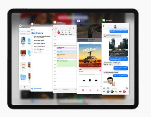 iPadOS — новая операционная система Apple для планшетов