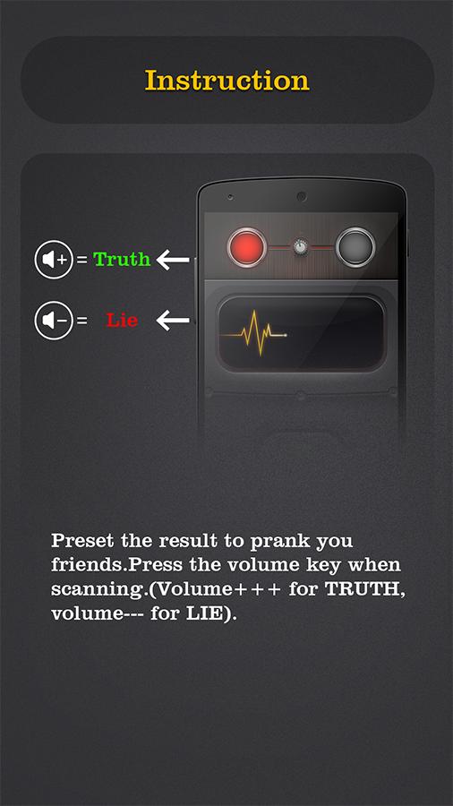 Приложение детектор лжи скачать программа киес для планшета скачать