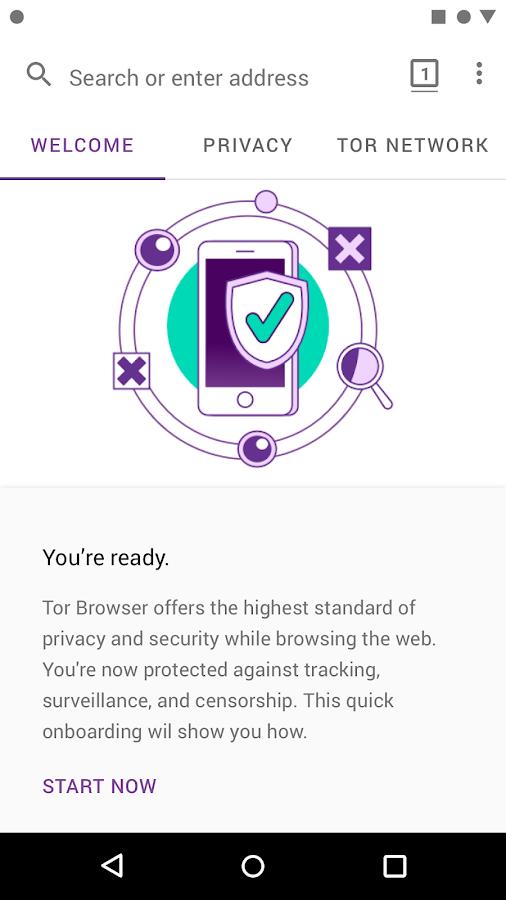 мобильный tor browser
