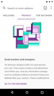 Tor Browser 10.0.15. Скриншот 3