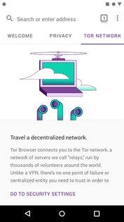 Tor Browser 10.0.15. Скриншот 4