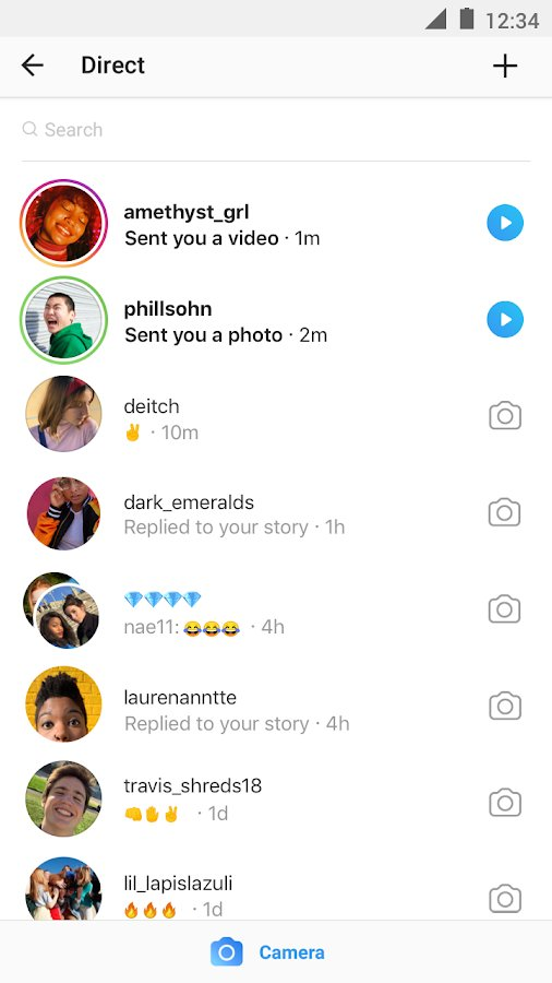 instagram apk старые версии