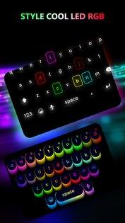 Светодиодная подсветка клавиатуры 6.1.5. Скриншот 2