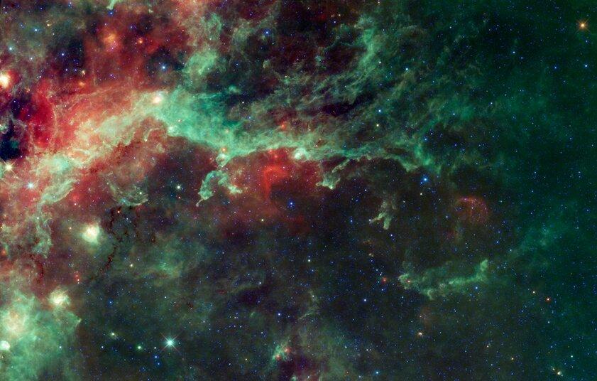 Российские учёные обнаружили звезду смигающим магнитным полем