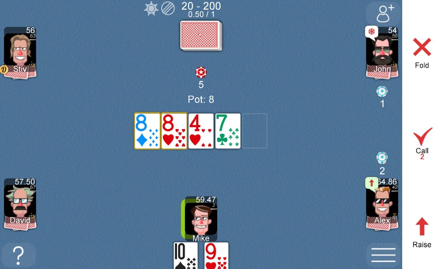 покер играть онлайн скачать