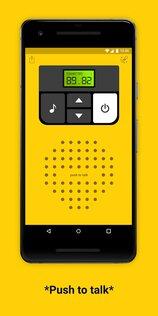 Walkie-talkie 1.3.2. Скриншот 3