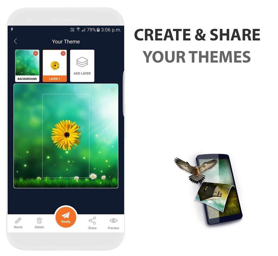 Скачать 3D Wallpaper Parallax 6.0.340 для Android