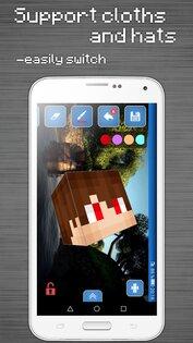 Редактор Скинов для Minecraft PE 4.1.0. Скриншот 6