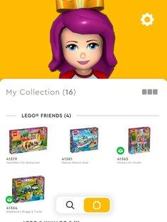 LEGO Инструкции по сборке 2.2.2. Скриншот 4