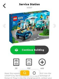 LEGO Инструкции по сборке 2.2.2. Скриншот 6
