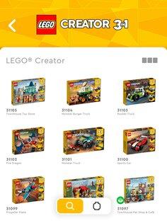 LEGO Инструкции по сборке 2.2.2. Скриншот 7