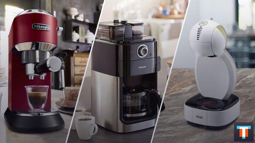 Какую кофеварку или кофемашину купить для дома: рейтинг лучших моделей