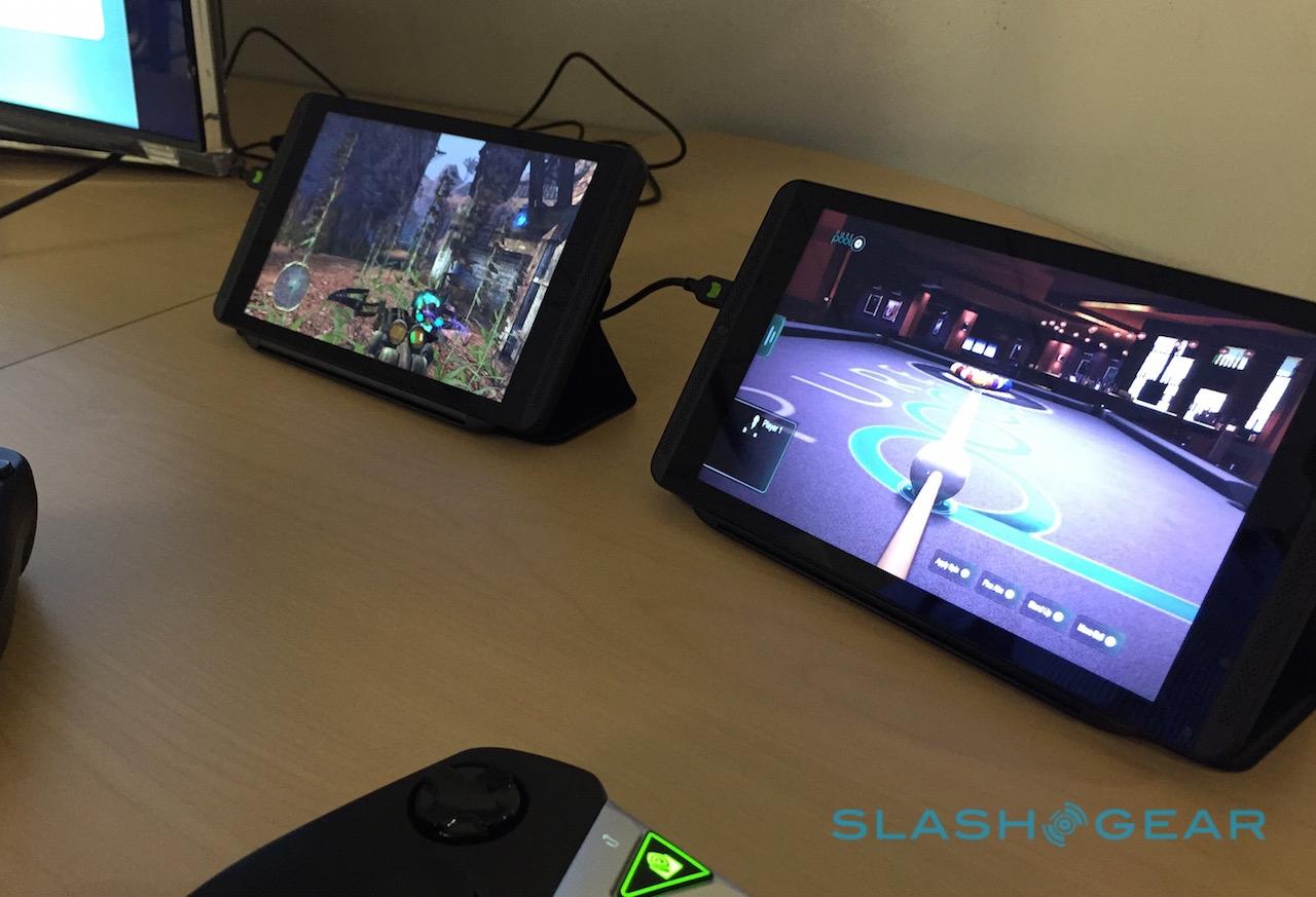 NVIDIA Shield Tablet: обновление до Android 5 0 уже 18