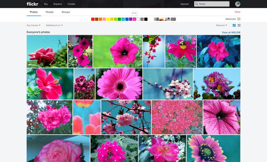 Как заливать фото на фликр